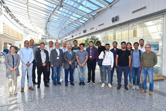 First term for the Erasmus Mundus Joint Master Degrees in Nuclear Engineering SARENA