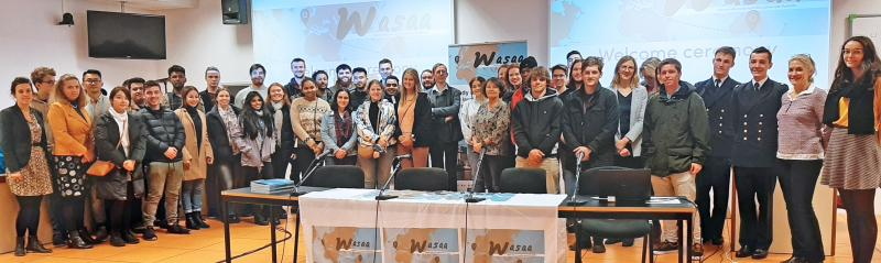 Wasaa 2nd edition opening ceremony