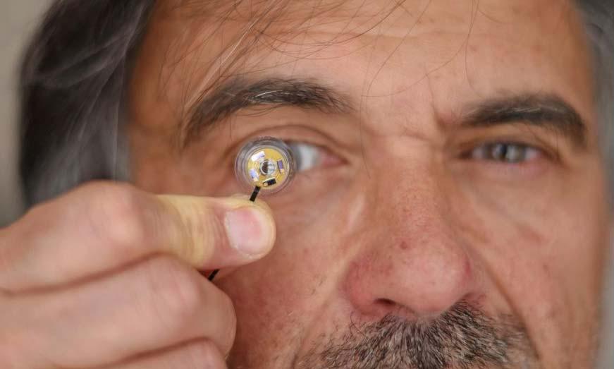 les lentilles de contact avec l augmentation du prix
