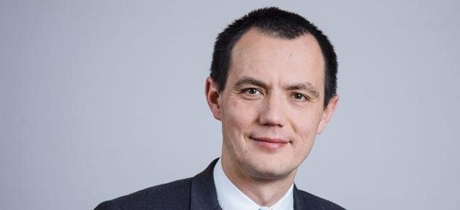 Guillaume Texier, président du Conseil d'école d'IMT Atlantique