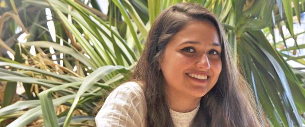 Safaa Gennoun élève en 3e année lauréate du concours Many languages, one world