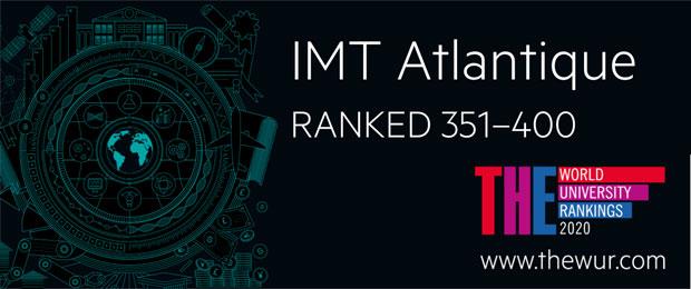 IMT Atlantique dans le top 400 mondial