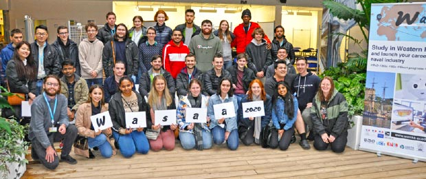 "2nd edition of the ""Wasaa Academy"" winter school kicks off with 34 Australian students"