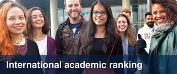 International and national academic ranking