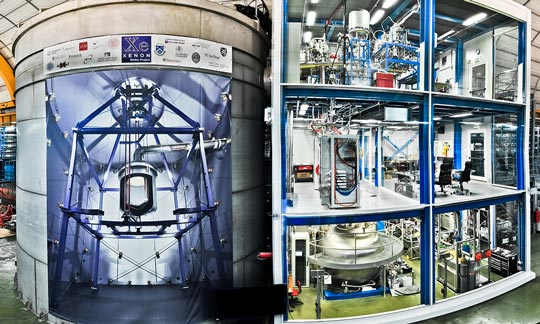 The XENON1T collaboration directly measures the longest half-life in the universe