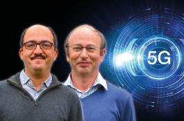 Loutfi et Xavier experts 5G