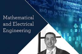 Nouveau département d'enseignement-recherche « Mathematical and Electrical Engineering »