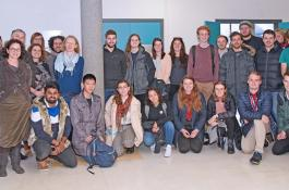 "23 Australian students from Flinders, Adelaide and Queensland universities participate in the ""Wasaa Academy"" winter school"
