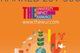 IMT Atlantique est le premier établissement classé en France  sur le champ « Industrie et innovation »  dans le Times Higher Education (THE) University Impact Rankings 2019