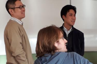Assimilation de données et machine learning : des compétences partagées avec les japonais du RIKEN
