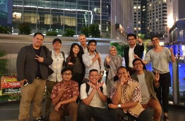 Erasmus + programme: credits for mobility with Indonesia and Côte d'Ivoire