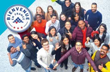 IMT Atlantique awarded 'Bienvenue en France' label with highest mark