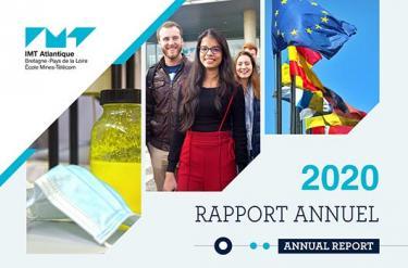 Publication du rapport annuel : 2020, l'année sans précédent…