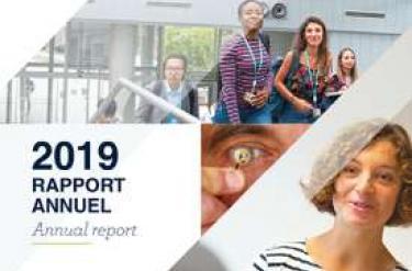 Rapport annuel 2019 : une dynamique reconnue