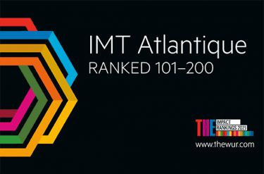 THE Impact Rankings 2021: IMT Atlantique dans le TOP 200 mondial et 1ère école française pour son impact environnemental et sociétal