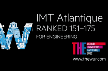 THE WUR by Subject 2022 : IMT Atlantique progresse encore en Engineering