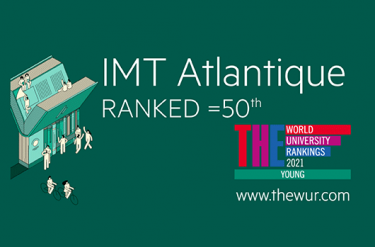 THE Young University Ranking : IMT Atlantique gagne 9 places !