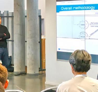mySMARTLife : des chercheurs d'IMT Atlantique combinent numérique et énergie pour mieux gérer les réseaux de chaleur