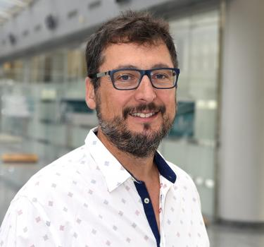 Ginés Martinez Garcia has been appointed director of the SUBATECH UMR 6457 laboratory