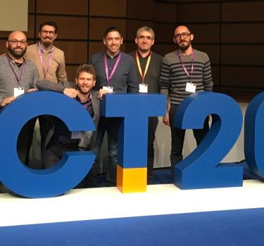 Research: a substantial delegation at ICT 2018 Imagine Digital-Connect Europe