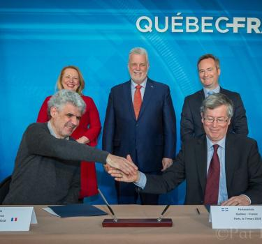 Des opportunités au Québec grâce au partenariat entre Atlanstic 2020 et IVADO