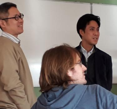Data Assimilation and Machine Learning: Skills Shared with the Japanese from RIKEN