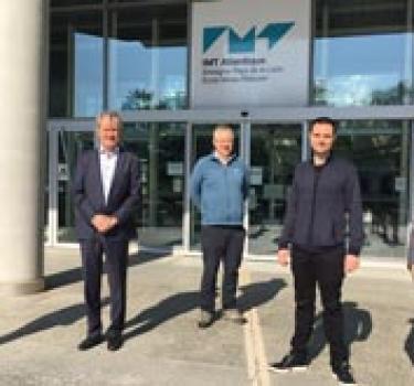 ASSISTANT, projet IA pour l'usine du futur porté par IMT Atlantique retenu dans le cadre d'Horizon 2020