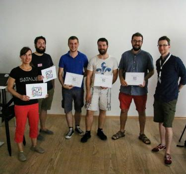 TASC : 2 prix au hackathon de l'Association for Constraint Programming