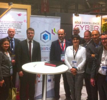 Cybersecurity: IMT Atlantique's expertise at FIC2019