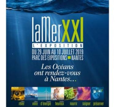 Retrouvez-nous sur le Carré des sciences à La Mer XXL !