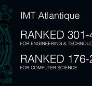 THE by subject ranking 2020: IMT Atlantique among the best institutions in the world in engineering and technology, in computer science and in physical sciences