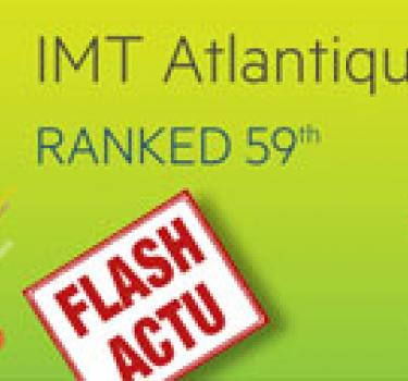 IMT Atlantique, ranked 59th World University under 50 years old!