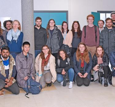 23 Australian students from Flinders, Adelaide and Queensland universities participate in the 'Wasaa Academy' winter school