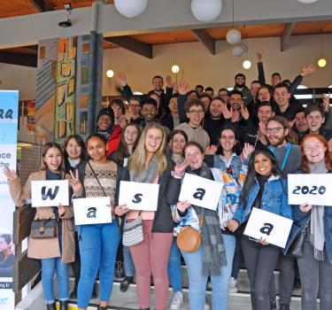 2nd edition of the 'Wasaa Academy' winter school kicks off with 34 Australian students