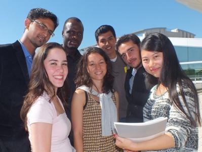 Latin American students 1