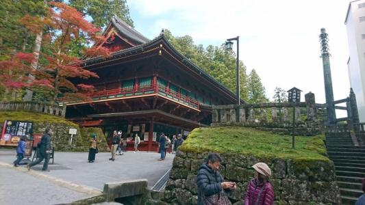Temple Nikko Japon