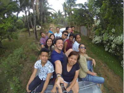 transport collectif Philippines 2015