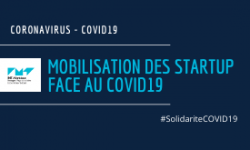 Mobilization of IMT Atlantique startups in response to the COVID-19 crisis