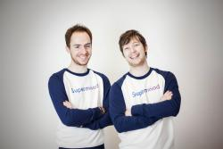 Kevin Bourgeois (CEO) & Robin Nicollet (CTO) SUPERMOOD