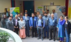 """Artificial Intelligence"" workshop in Rennes for an Indian delegation from the Knowledge Summit 2019"
