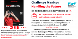 Handling the Future by Manitou - Challenge Etudiants